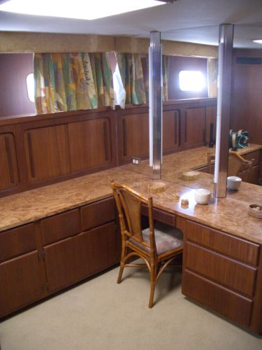 Owner's Stateroom Dressing Area