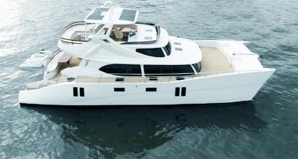 Granocean Power Catamaran