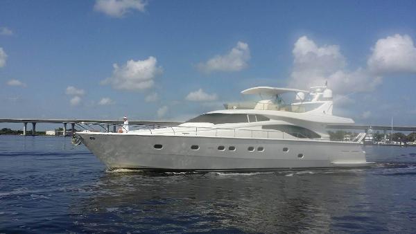Ferretti Yachts 680 Motor Yacht