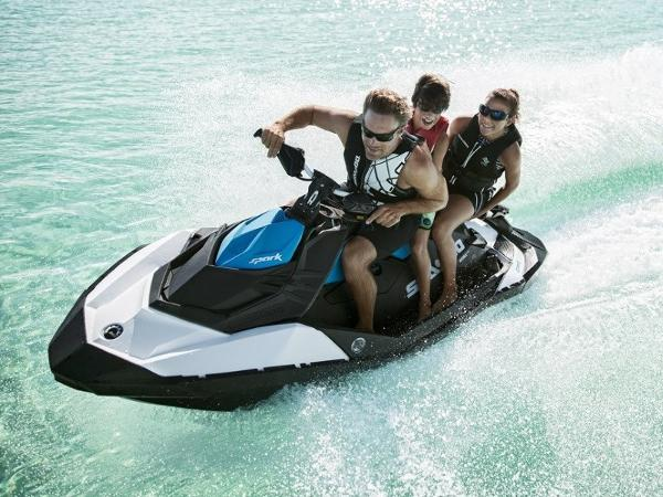 Sea-Doo SPARK® 2-up Rotax 900 HO ACE iBR® & CONV