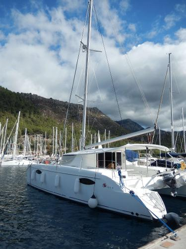 Fountaine Pajot Orana 44 Main