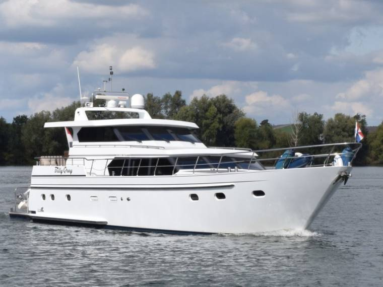 Valk Continental 1700 Wheelhouse