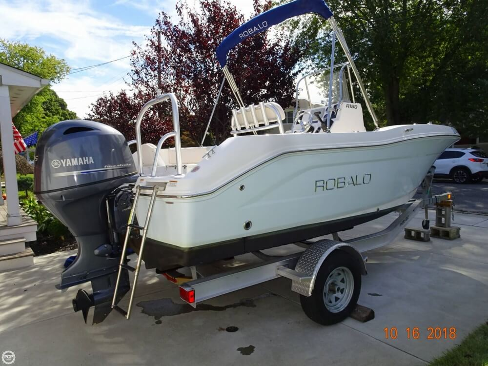Robalo R180 2017 Robalo R180 for sale in Linwood, NJ