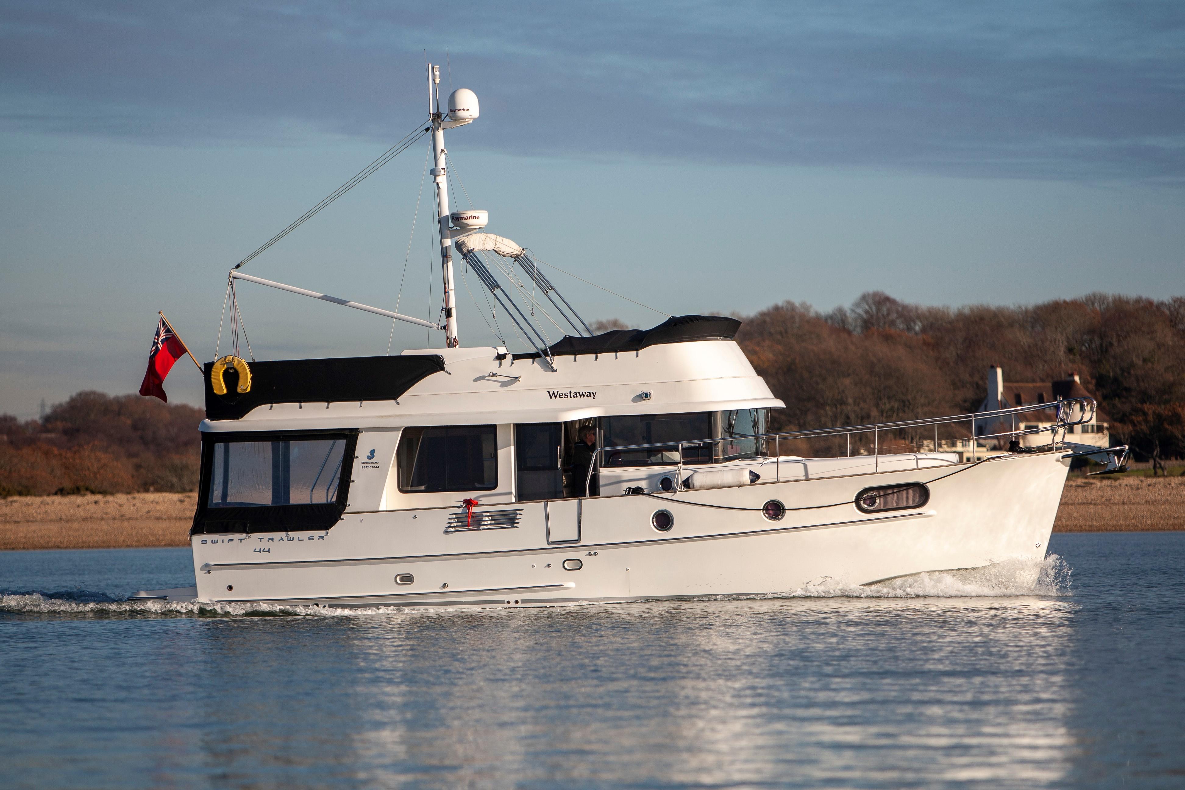 Beneteau Swift Trawler 44 Beneteau Swift Trawler 44 - Westaway