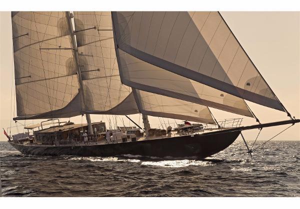 Med Yachts Schooner