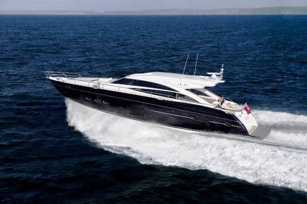 Princess V72 Princess V72 For Sale - Exterior