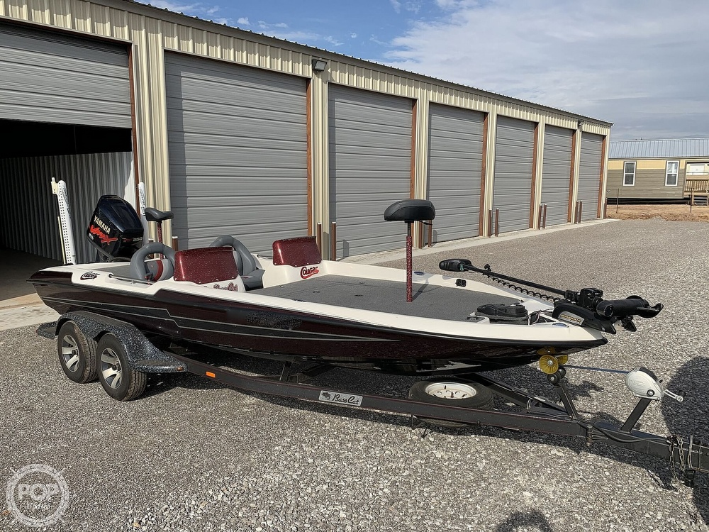 Bass Cat Cougar 203 DC 2000 Bass Cat Cougar 203 DC for sale in Marlow, OK