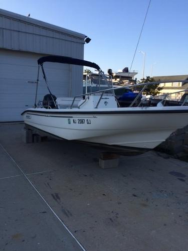 Boston Whaler 16 Dauntless