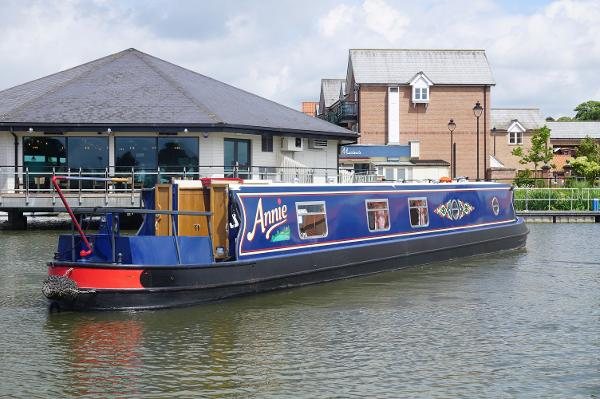 XR AND D 58ft Narrowboat 58ft Narrow Boat