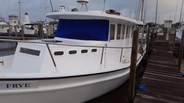 Boatyard Lugger
