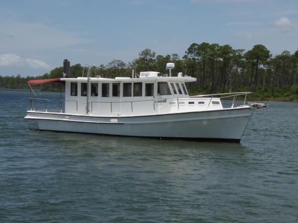 Custom Trawler Profile