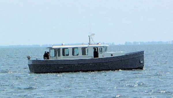 New Steel Trawler Photo 1