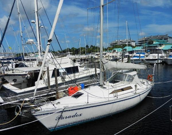 Canadian Sailcraft Merlin 36 Paradox