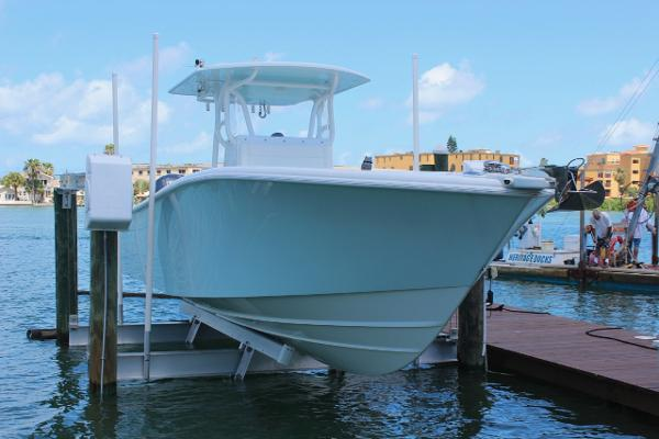 Yellowfin 32 Profile