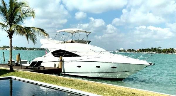 Sunseeker Manhattan 52 2011 Sunseeker 52' - CONTRARIAN - Profile