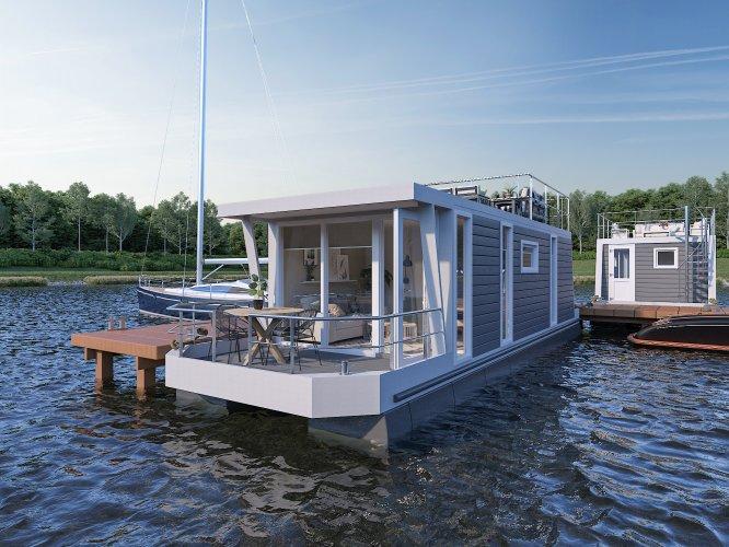 Havenlodge Nadia Houseboat