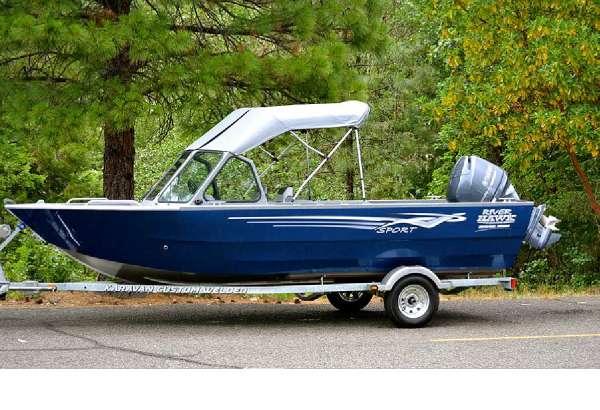 River™ Hawk Boats 180 Seahawk