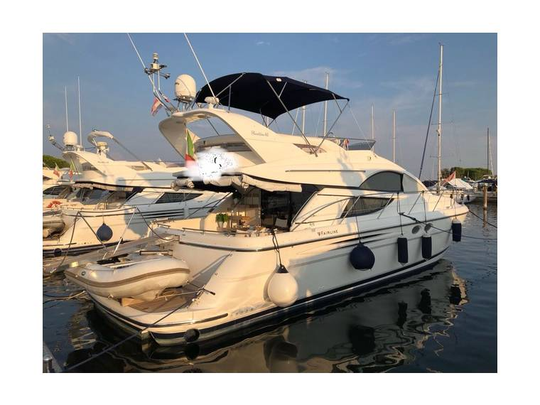 Fairline Boats FAIRLINE 46 PHANTOM
