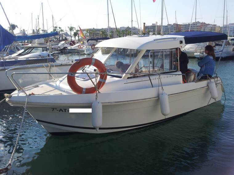 Jeanneau Jeanneau Merry Fisher 625 HB