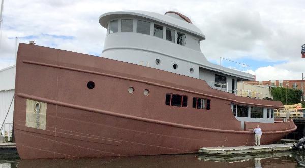 Tugboat Gulfport Shipbuilding Corp