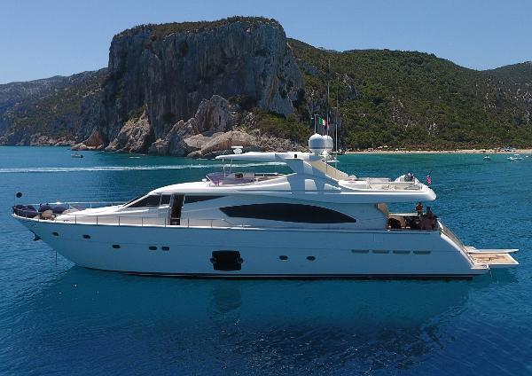 Ferretti Yachts 881 Ferretti 881 'ALIZEE'