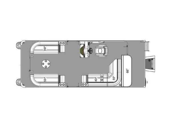 Apex Marine 822 Lanai Cruise
