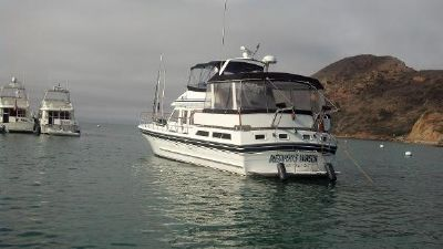 Spindrift 48 Aft Cabin MY