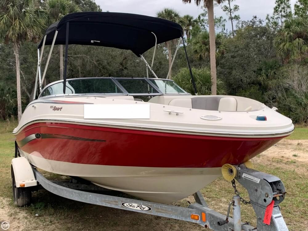 Sea Ray 185 Sport 2007 Sea Ray 19 for sale in Osteen, FL