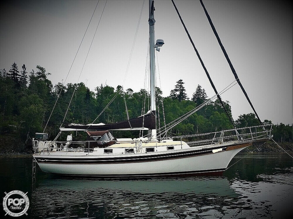 Bayfield 32C 1983 Bayfield 32c for sale in Rockland, ME