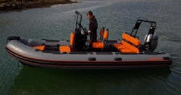 Highfield Ocean Master 590 DL Afloat