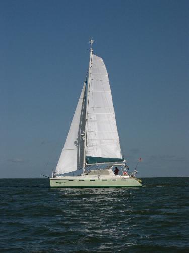 GreenCat 445 Sail IJsselmeer