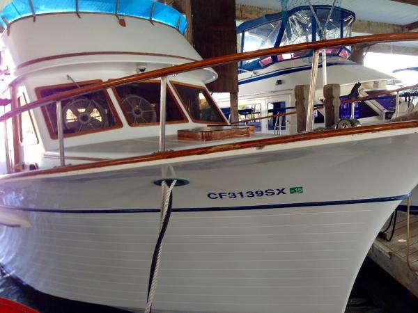 Kha Shing Aft Cabin Trawler Kha Shing 43 Trawler
