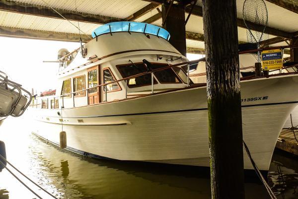 Kha Shing Aft Cabin Trawler