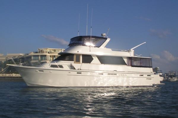 DeFever 70 Flybridge