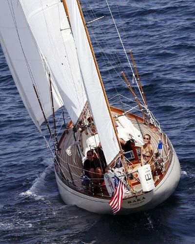 Concordia Fractional Rig Yawl Concordia 39 RAKA