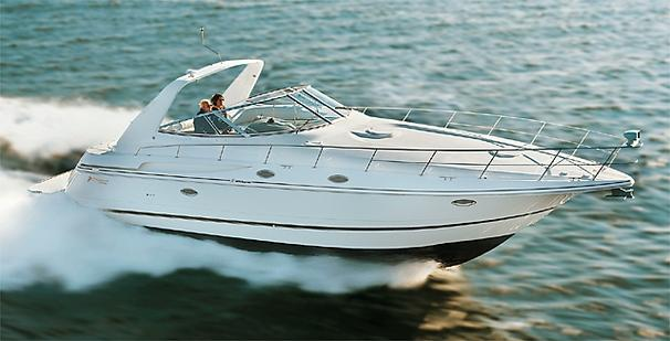 Cruisers Yachts 3870 Express Manufacturer Provided Image: 3870 Express