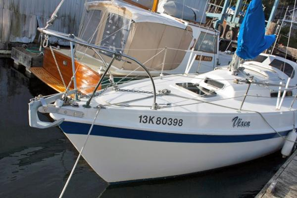 Tanzer 26 Anchor