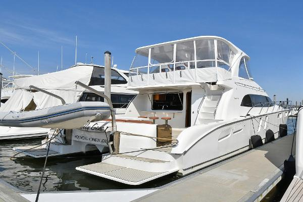 Naval Yachts 50 Yacht Cat Starboard Side