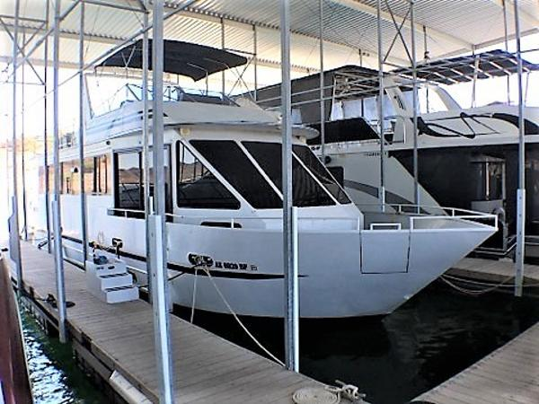 Skipperliner 52 MOTOR YACHT HOUSEBOAT
