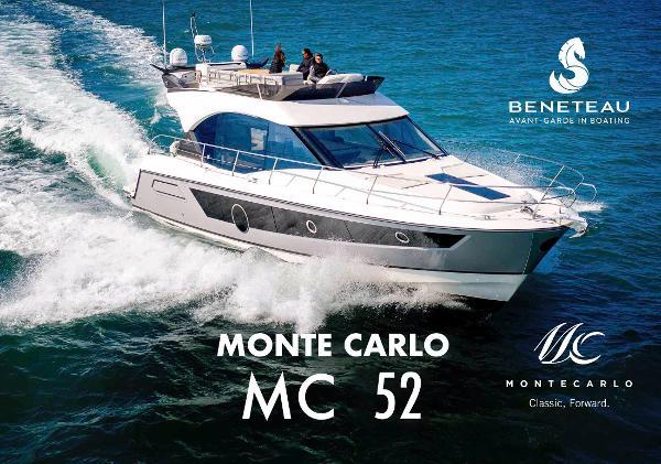 Beneteau Monte Carlo 52