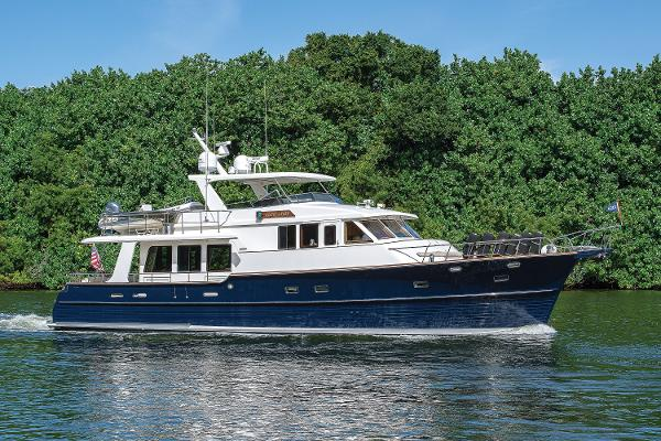 Grand Banks 64 Aleutian RP Profile