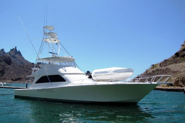Viking 64 Convertible 2007 Viking Profile