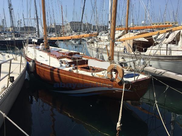 Alto Adriatico Sciarrelli N.133 Alto Adriatico Abayachting Sciarrelli 133 Alto Adriatico Isabella  1