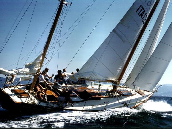 Alto Adriatico Sciarrelli N.133 Alto Adriatico Abayachting Sciarrelli 133 Alto Adriatico Isabella  6