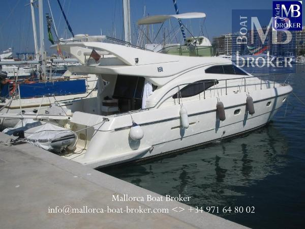 Ferretti Yachts 430 Fly New listing: Ferretti 430 Fly in Spain/Ibiza