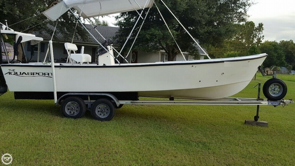 Aquasport 222 Open Fisherman 1970 Aquasport 222 Open Fisherman for sale in Fort White, FL