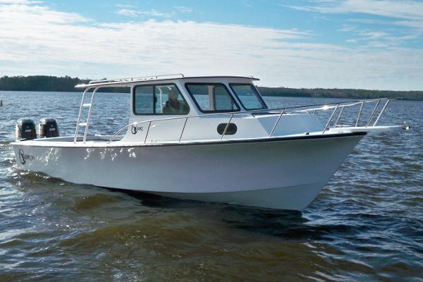 C-hawk Boats 29 Sport Cabin