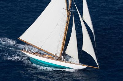 William Fife 125 Classic Sloop
