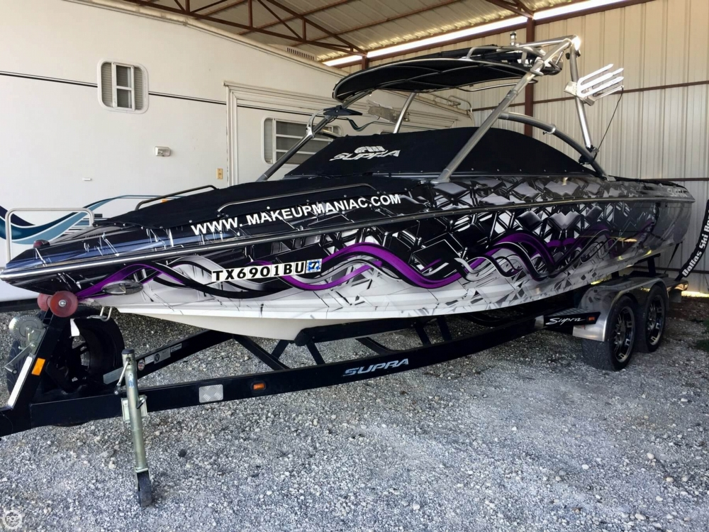Supra 24 Launch SSV 2006 Supra 24 for sale in Grand Prairie, TX