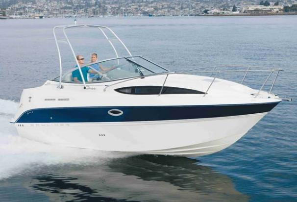 Bayliner 245 Cruiser Manufacturer Provided Image